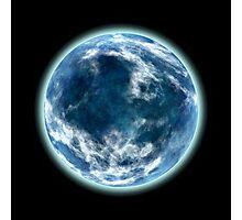 blue planet Photographic Print