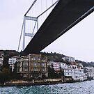 Under the bridge downtown .... by heinrich