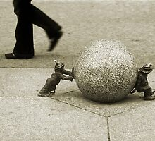 Street Life by Kasia Nowak
