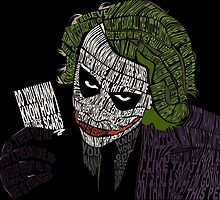 Joker  by Misco Jones
