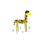 Giraffing Around by Prettyinpinks