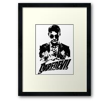 Daredevil Framed Print