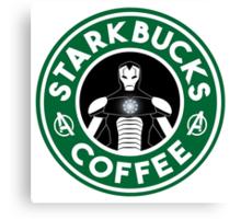 Starkbucks Coffee Canvas Print