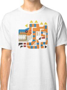 Tigrex Monster Hunter Print Classic T-Shirt
