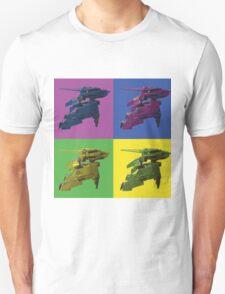 Rex Pop art Unisex T-Shirt