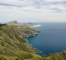 Calblanque Natural Park taken from Bateria Cenizas, Costa Calida, Spain by Squealia