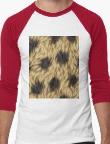 animal print Men's Baseball ¾ T-Shirt