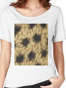 animal print Women's Relaxed Fit T-Shirt