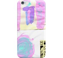 pastel thoughts  iPhone Case/Skin