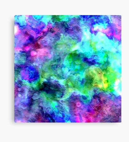 watercolor texture Canvas Print