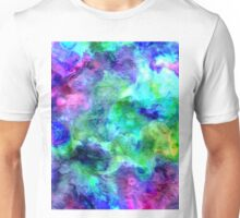 watercolor texture Unisex T-Shirt
