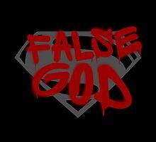 False God by Federico Sironi