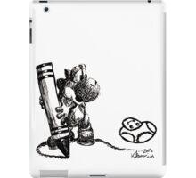Yoshi Ink Doodle iPad Case/Skin