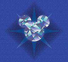 Diamond Mickey #2 by AngieBee