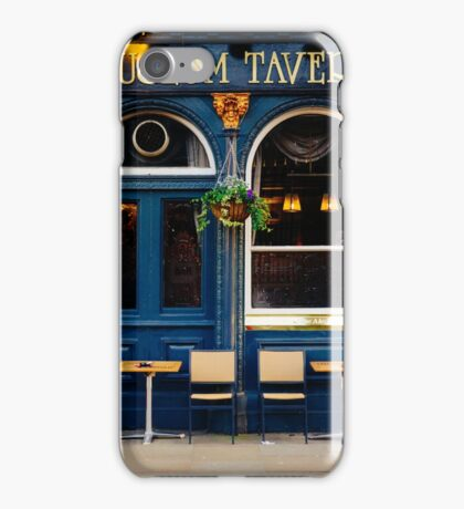 London Pub iPhone Case/Skin