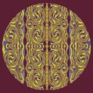 psychedelic Swirls by Hugh Fathers