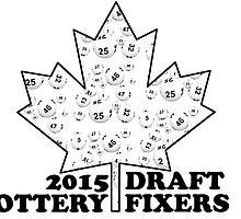 2015 Draft Lottery Fixers by yakovmironov
