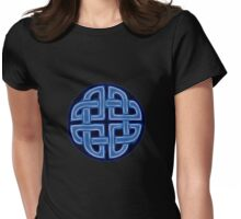 Celtic Knotwork Womens Fitted T-Shirt