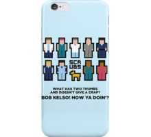 ScrubsCube Kelso iPhone Case/Skin