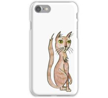 Aristocratic Kitty iPhone Case/Skin