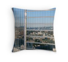 Gleaming Tower     ^ Throw Pillow