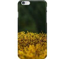 Green Moss iPhone Case/Skin