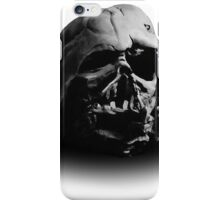 Darth Vader's Ruined Helmet iPhone Case/Skin