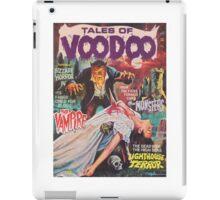 Voodoo Art Tee iPad Case/Skin