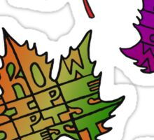 Grow Ripe Opts West Sticker