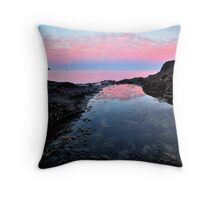 Rockpool Reflections Throw Pillow