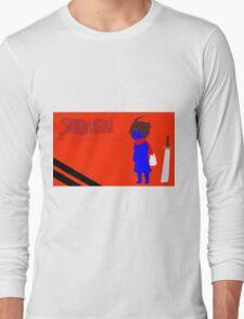 Sutori the ninja motto  Long Sleeve T-Shirt
