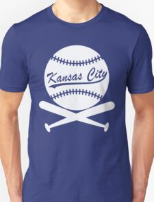 Kansas City Baseball Unisex T-Shirt