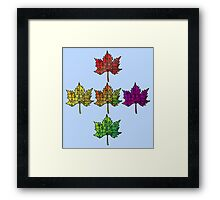 Grow Ripe Opts West – 2 Framed Print