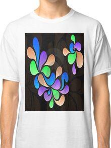 splashing colors Classic T-Shirt