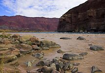 Bi-Colorado River, Arizona by Tamas Bakos
