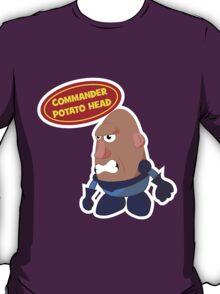 Commander Potato Head T-Shirt