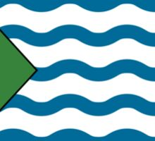 Flag of Vancouver  Sticker