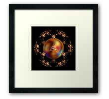 'SphereStar (not)' Framed Print