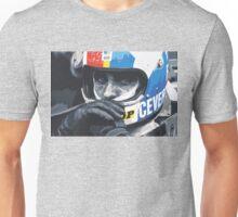 Francois Cevert Helmet Unisex T-Shirt