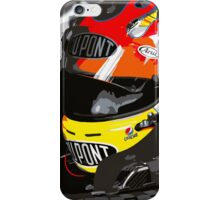 Jeff Gordon Helmet iPhone Case/Skin