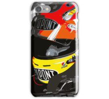 Jeff Gordon Helmet iPhone Case/Skin