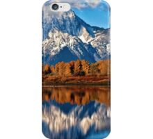 Oxbow Reflections iPhone Case/Skin