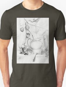 classical pencil still life  Unisex T-Shirt