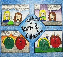 Wonderful Adventures of KAM & C-Hemm by Krista  Mevis