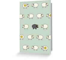HTTYD Black Sheep Greeting Card