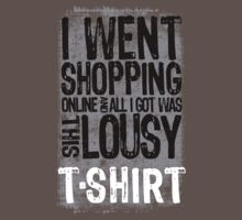 Shopping online by CoolTees