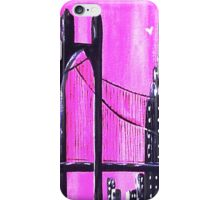 City In Pink iPhone Case/Skin