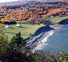 Cape Breton Island by George Cousins