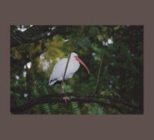 Bird in tree One Piece - Short Sleeve