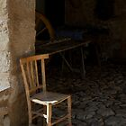 Old chair by DonatellaLoi